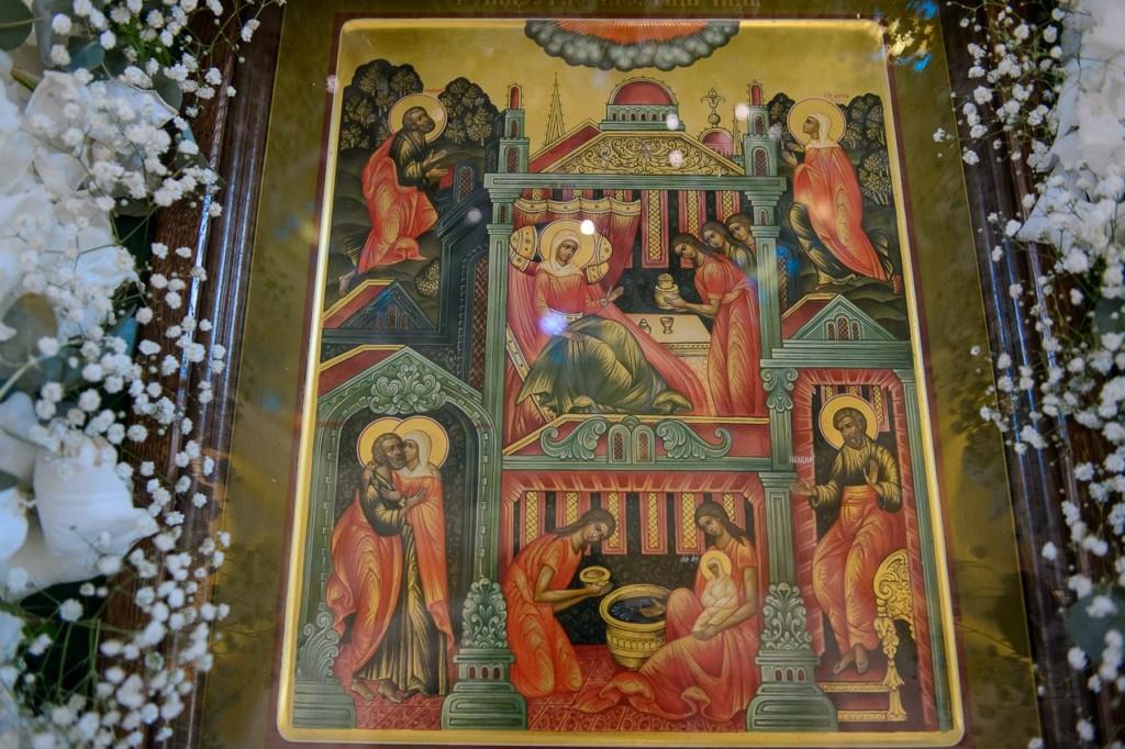 Икона рождество богородицы из мурома